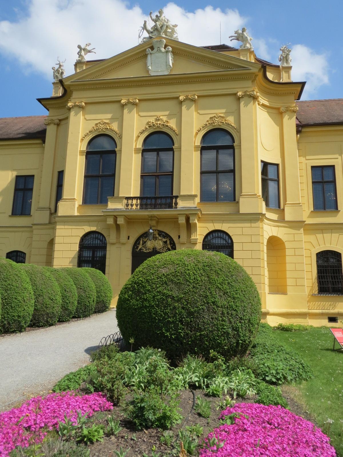 Gratis-Eintritt Schloss Eckartsau | 18. Juni Schlossfest