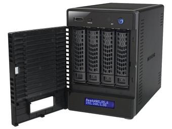 iBood: Netgear ReadyNAS 314 RN31400 4-Bay NAS-System (Intel Atom D2700 / 2GB RAM) für 288,90€