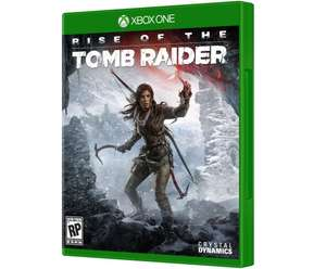 Game.co.uk: Rise of the Tomb Raider (Xbox One) für ca. 15€