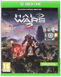 Amazon.it: Halo Wars 2 (Xbox One) für 23,49€ / über Comtech.de + LogoiX für 22,25€