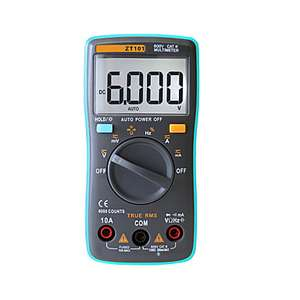 Zt101 digital ture rms 6000 Multimeter
