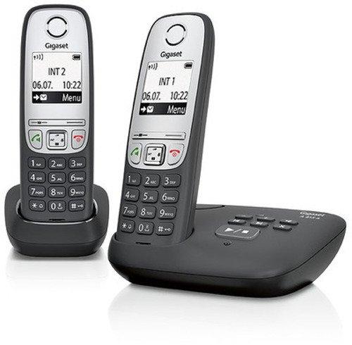 Gigaset A415A Duo DECT Telefon mit AB