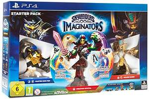 Amazon Prime: Skylanders Imaginators: Starter Pack (PlayStation 4) für 19,99€