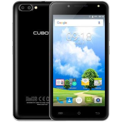 [Gearbest] CUBOT RAINBOW 2 mit Android 7 für 58,39 € - 32% Ersparnis