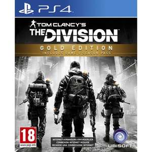 [Libro] Tom Clancy's: The Division Gold Edition(SeasonPass inkl.) für PS4 / Xbox One um 19,99 €