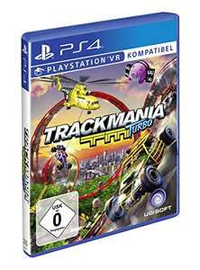 Amazon Prime: Trackmania Turbo (PlayStation 4 + VR) für 15,17€