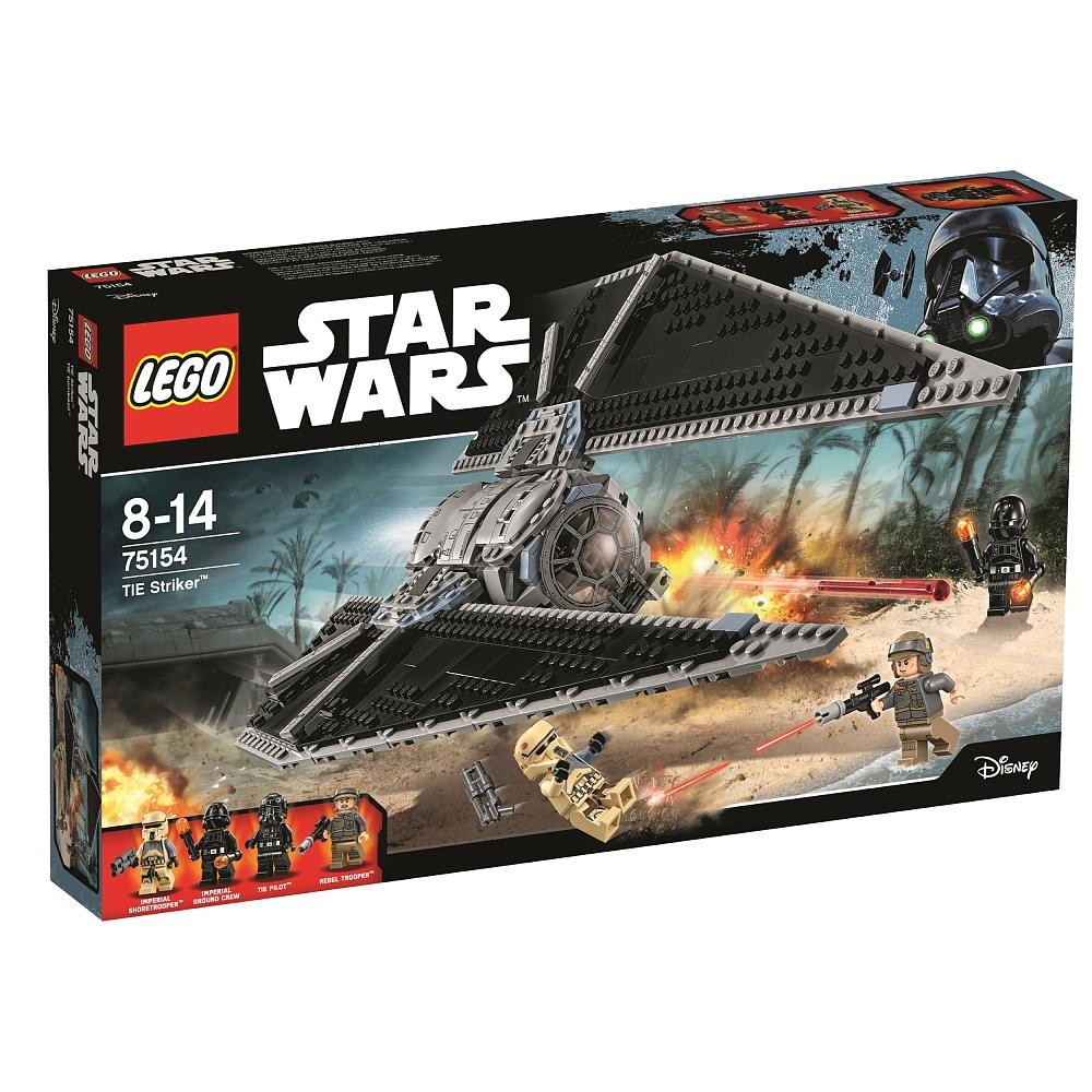 [Toys R us] Lego Star Wars TIE Striker 75154 für €34,98 - Bestpreis