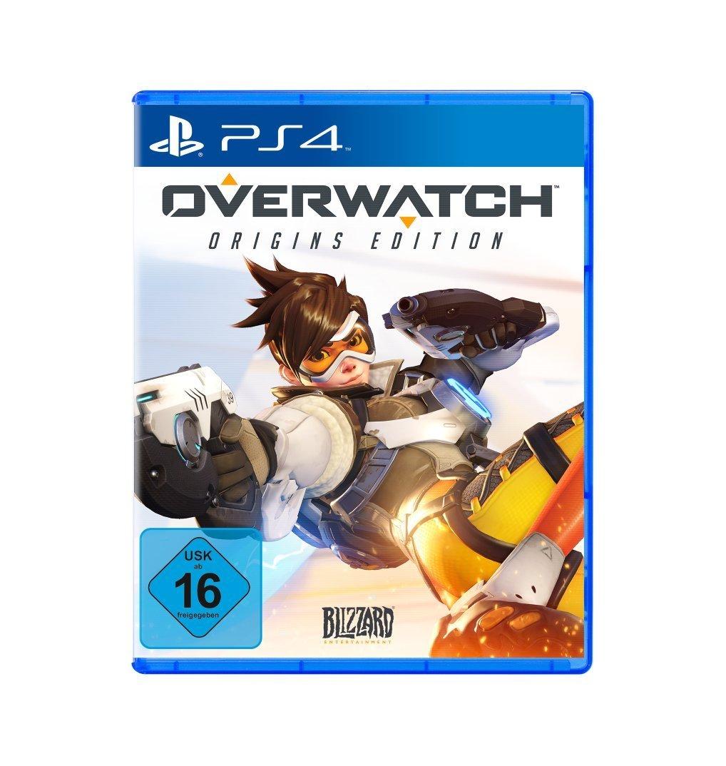 [amazon.de] Overwatch - Origins Edition (PS4/Xbox One)