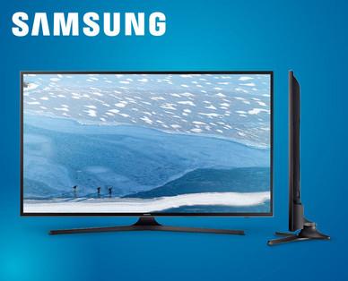 [Hofer] Samsung UE43KU6070 UHD-TV für €399,- - neuer Bestpreis