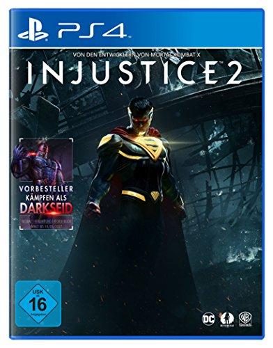 [Amazon.de] [PS4+XONE] Injustice 2 für €46,40 - versandkostenfrei mit PRIME
