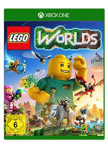 [amazon.de] Lego Worlds (Xbox One/PS4)