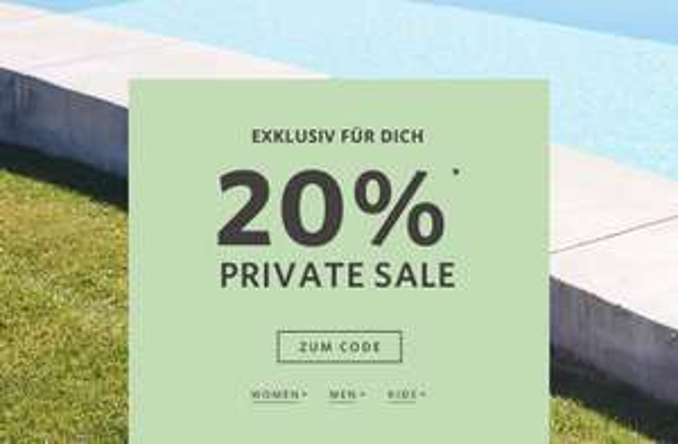 [Esprit] -20% für Esprit Friends, auch online und reduzierte Ware
