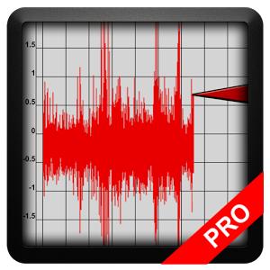 (Android) Vibration Meter Pro - kostenlos - statt 3,99 €