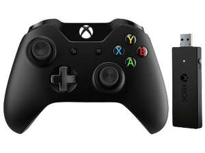 [Mediamarkt] MICROSOFT Xbox One Controller (Bluetooth Version) + Wireless Adapter für Windows (CWT-00002) für 29,-€ Versandkostenfrei