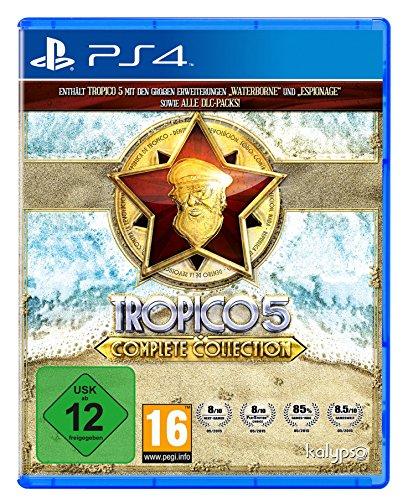 [Amazon.de] [PS4] Tropico 5 - Complete Collection für €16,12 versandkostenfrei mit Prime