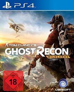 [Amazon.de] [PS4] Tom Clancy's Ghost Recon: Wildlands  €34,83