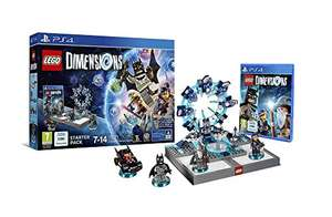[Amazon.de] [PS4] LEGO Dimensions - Starter Pack €31,31 versandkostenfrei