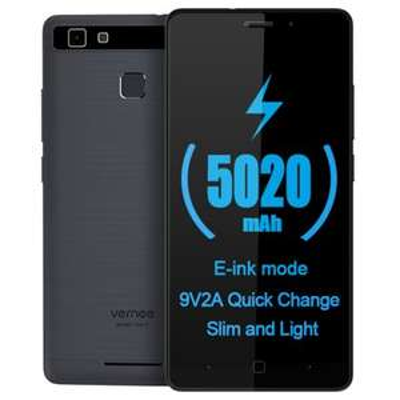 [Gearbest] Vernee Thor E mit 3GB / 16GB und Band 20 für 93,99 € - 28% Ersparnis