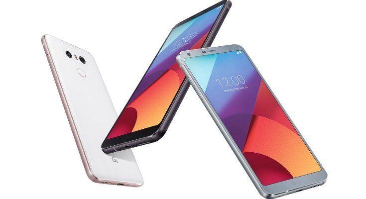 [Mediamarkt.at] LG G6 in 3 Farben für €505,- versandkostenfrei