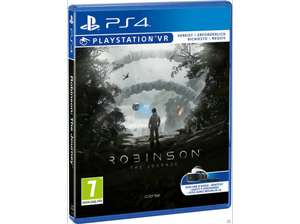 Media Markt: Robinson / RIGS (PlayStation VR) für je 22€ / Until Dawn: Rush of Blood für 11€