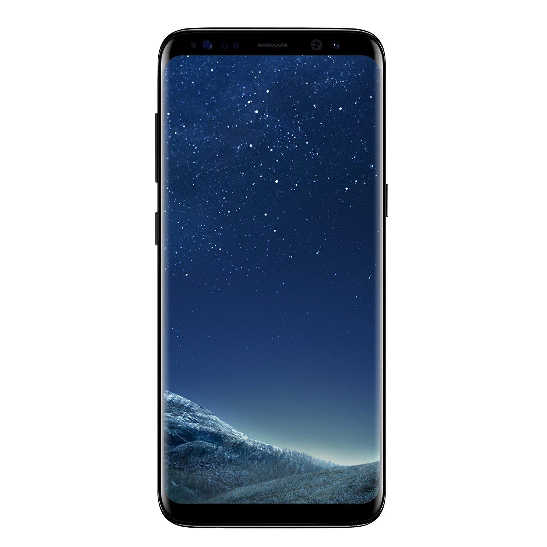 Amazon.it: Samsung Galaxy S8 G950F (Schwarz oder Silber) für 575,28€