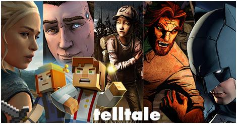 Telltale Sale Walking Dead mit bis zu 90% Nachlass