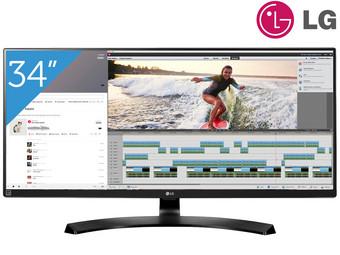 """LG 34"""" UltraWide QHD-Monitor"""