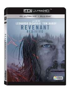 Amazon.it: 4x 4K UltraHD Blu-Rays für 44,03€ - u.a. mit Deadpool & Revenant