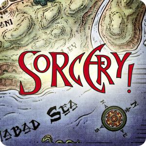 [Android] Sorcery! -kostenlos- statt 5,50€, (4,5/5)