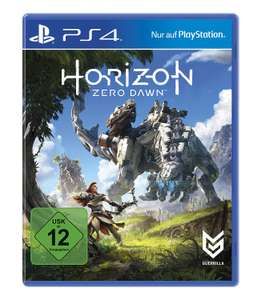 [www.AMAZON.de] Horizon: Zero Dawn - [PlayStation 4] für € 40,33 od Saturn.at für € 39.99 mit Gratis Versand