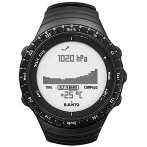 [Hervis.at] Suunto Core Regular black Outdooruhr für €149,99