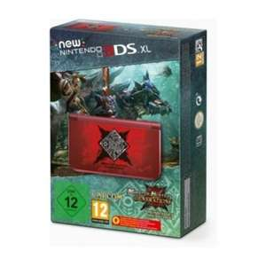 Libro: Nintendo New 3DS XL Monster Hunter: Generations - Limited Edition für 169€