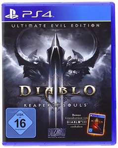 [Amazon.de] [PS4] Diablo III - Ultimate Evil Edition €16,80 - versandkostenfrei mit PRIME