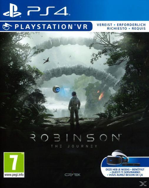 Libro: div. PlayStation VR Spiele für 19,99€ - u.a. mit Robinson: The Journey
