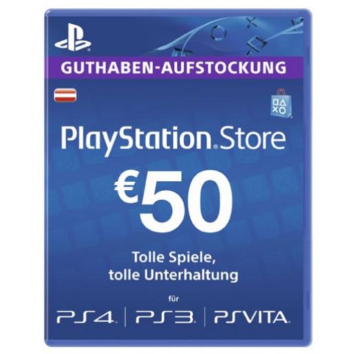 [LIBRO] 50 Euro PlayStation Network Card (nur Abholung)