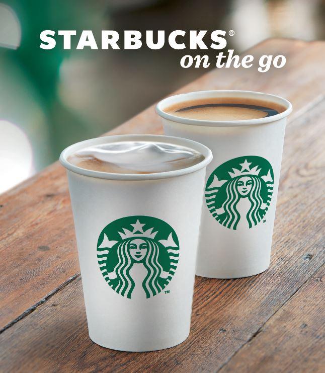 GRATIS Starbucks Getränk im Gasometer am 14.6 von 18 - 20:30 Uhr
