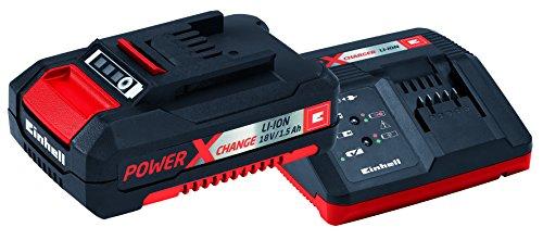 [Amazon] Einhell Starter Kit mit Ladegerät Power X-Change und 1,5 Ah Akku für 37,36 € - 21% Ersparnis