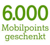 A1 MyNext: 6000 Mobilpoints für Bestandskunden - nur bis 11.6.2017