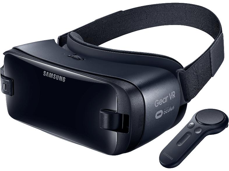 Samsung Gear Virtual Reality Brille mit Controller um 77 € - 40%