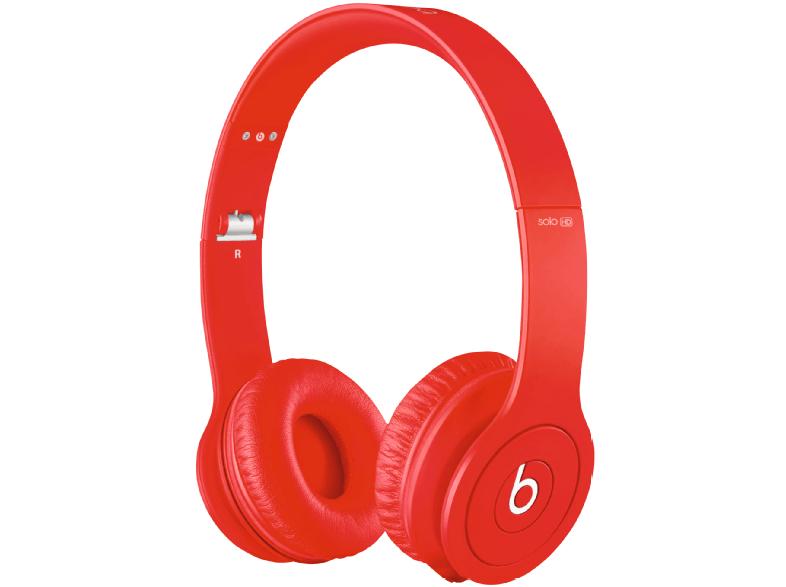 Media Markt: Beats by Dr. Dre Solo HD Matte (Rot, Weiß oder Pink) für 47€