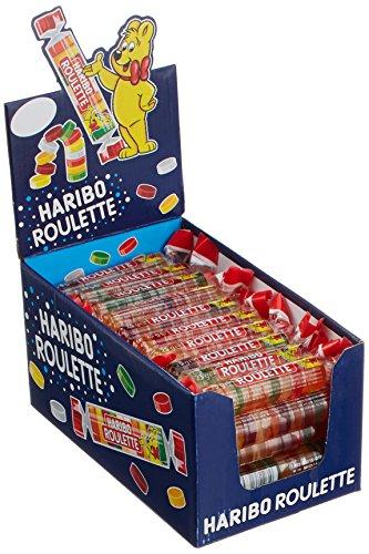 Amazon.de: Ein Hoch auf den Beachbody - 50x Haribo Roulette um 6,99€ / 50x Haribo Cola-Roulette um 6,69€