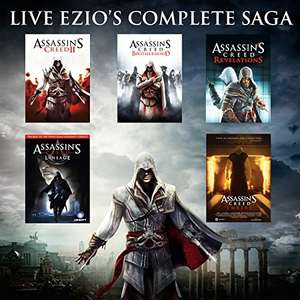 [PSN] Assassin's Creed: The Ezio Collection - 33% sparen
