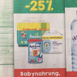 Pampers jumbo+ pack (gr. 3-5)