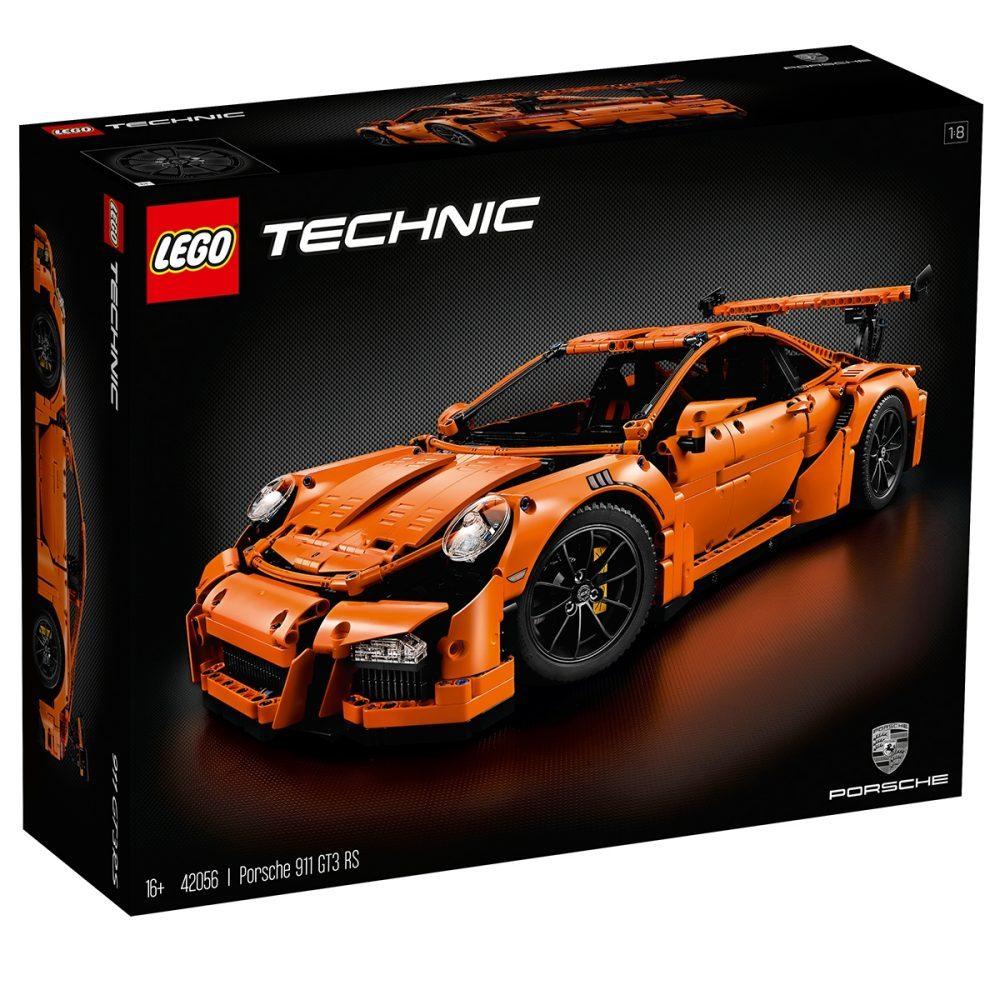 LEGO Technic Porsche 911 GT3 RS 42056 für 193,10€ statt  224,90€