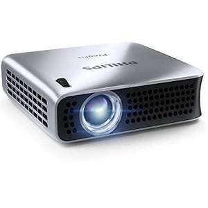 Philips Pico Pix 4010 Mini LED-Projektor Beamer mit Akku