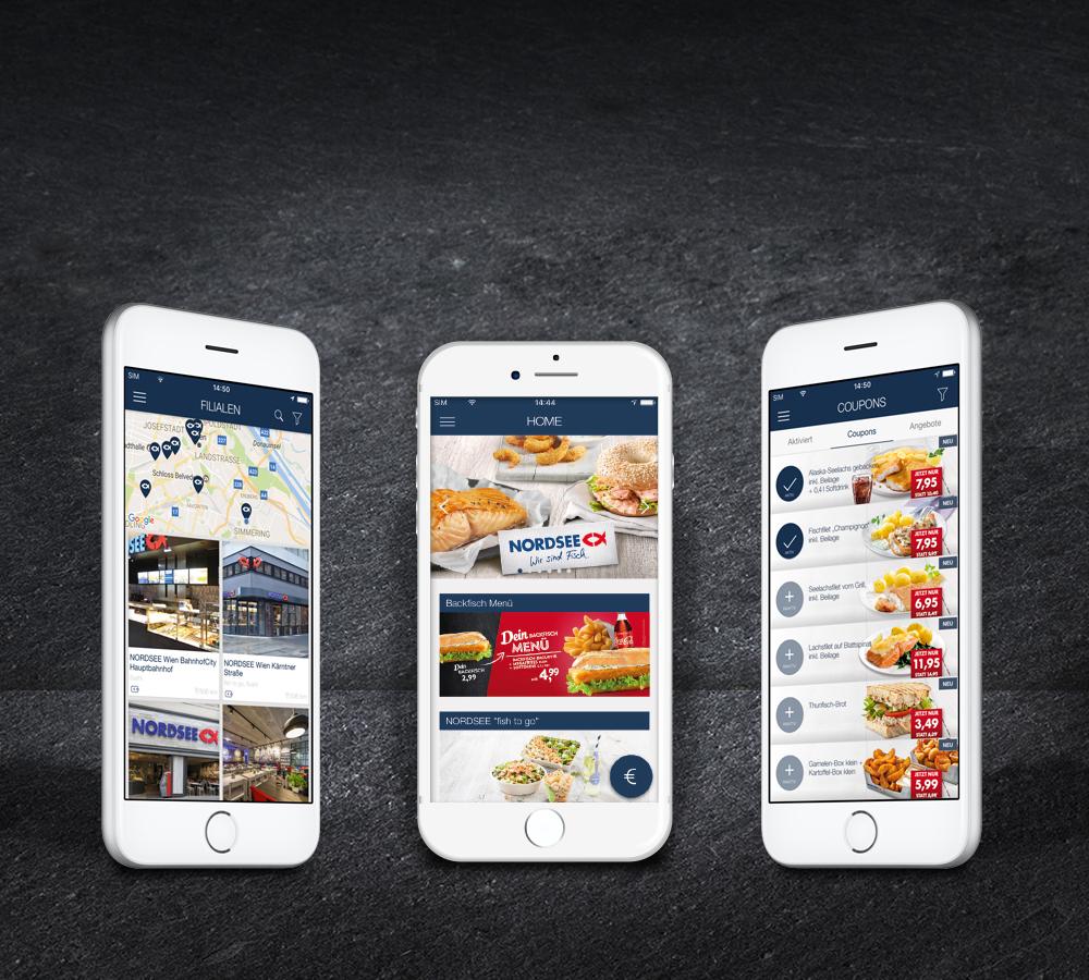 Die neue NORDSEE App ist da!