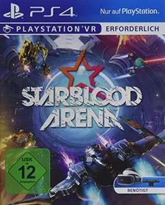 Amazon: Starblood Arena VR (PlayStation VR) für 7,73€