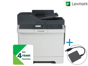 iBood: Lexmark CX310DN Multifunktionsgerät + WLAN-Druckserver mit NFC für 158,90€