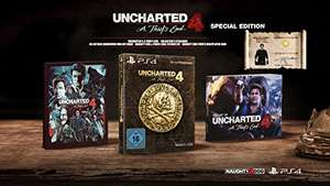 [Amazon.de] Uncharted 4: A Thief's End - Special Edition für €35,56