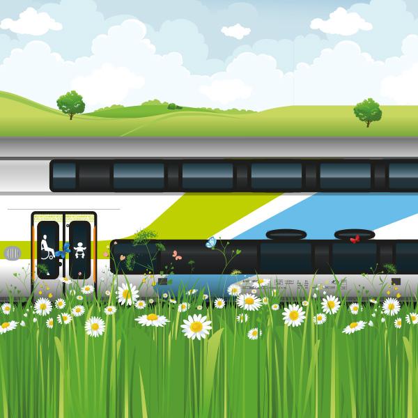 Westbahn Jugendangebot - bis 10.9.2017 beliebig oft fahren - ab 33 €